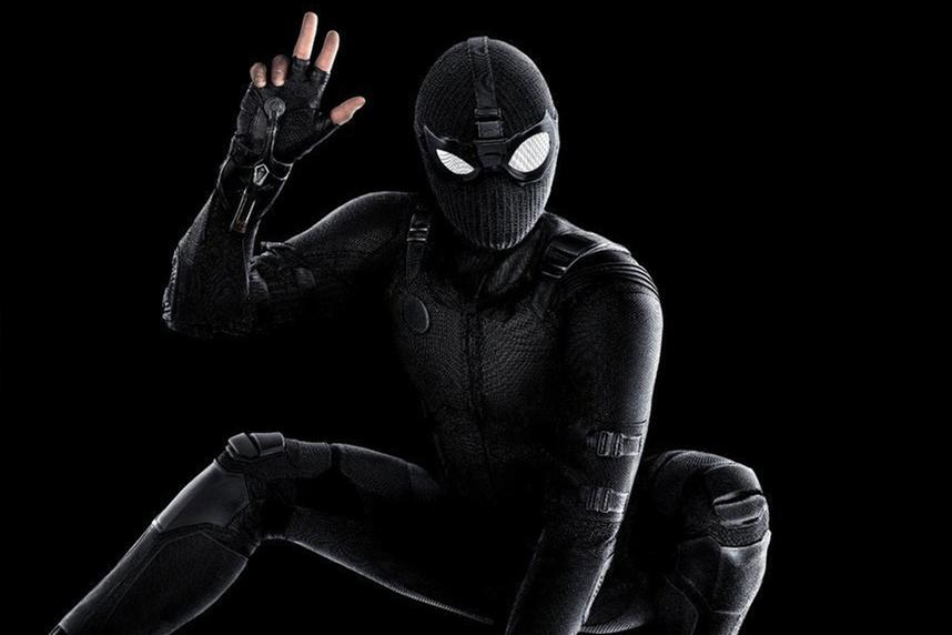 《蜘蛛侠:英雄远征》发布身着潜行衣海报!