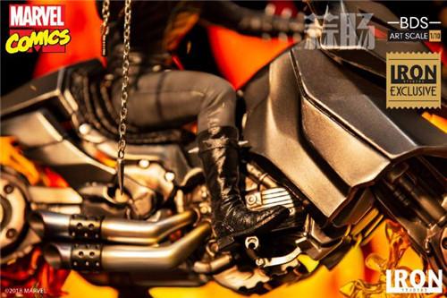 Iron Studios将再度发售恶灵骑士! 模玩 第4张
