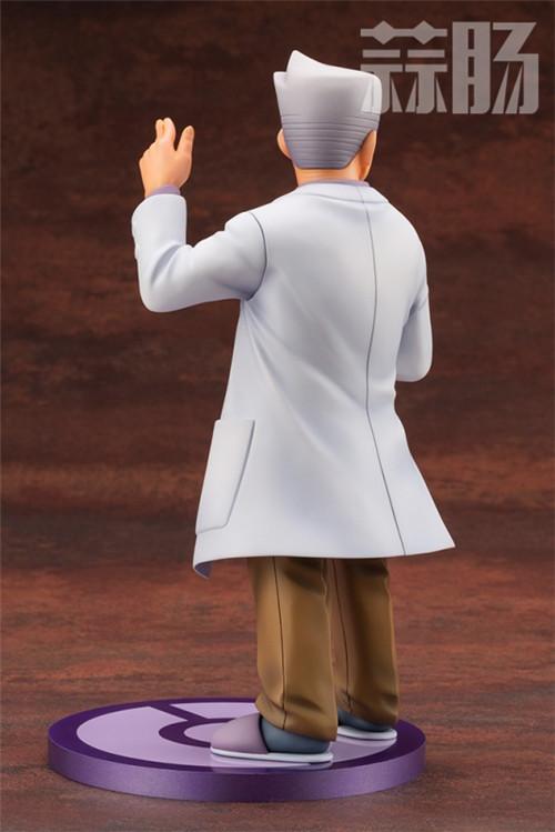 寿屋发布《精灵宝可梦》大木博士及妙蛙种子发售信息! 寿屋 大木博士 精灵宝可梦 妙蛙种子 模玩  第4张