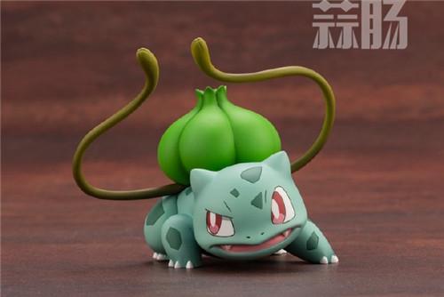 寿屋发布《精灵宝可梦》大木博士及妙蛙种子发售信息!