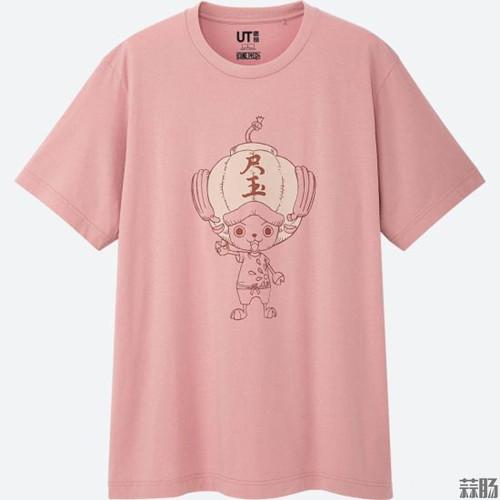 优衣库&《海贼王》剧场版T恤来了! 尾田荣一郎 海贼王 优衣库 动漫  第5张