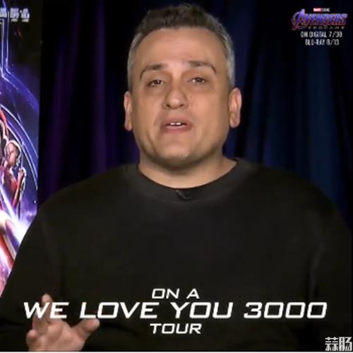"""漫威影业宣布将开启""""我们爱你3000""""巡回见面会 动漫 第2张"""