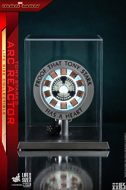 Hot Toys《钢铁侠》托尼•斯塔克胸口反应器1:1比例珍藏品 模玩 第3张
