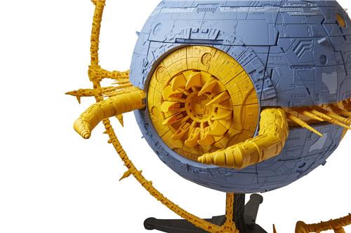 孩之宝公开新款宇宙大帝 创变形金刚史体型之最 变形金刚 第6张