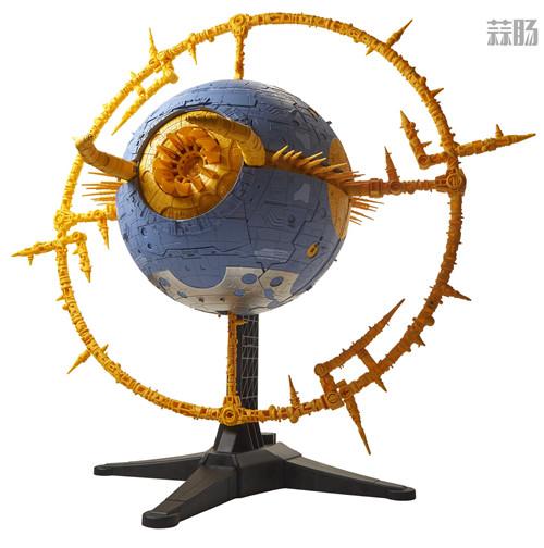 孩之宝公开新款宇宙大帝 创变形金刚史体型之最 变形金刚 第5张