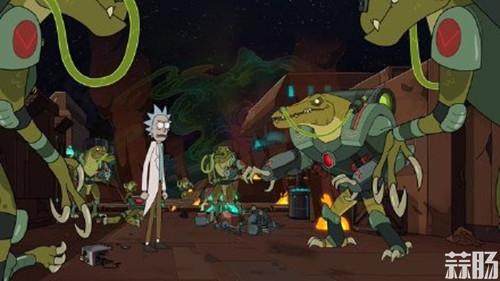 《瑞克和莫蒂》第四季动画剧照公开 动漫 第2张
