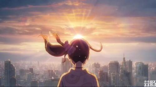 剧场版动画《天气之子》上映倒计时预告合集