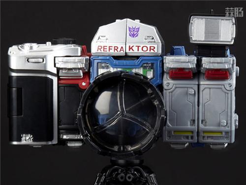 孩之宝推出粉丝限定版变形金刚围城照相机G1配色玩具 变形金刚 第6张