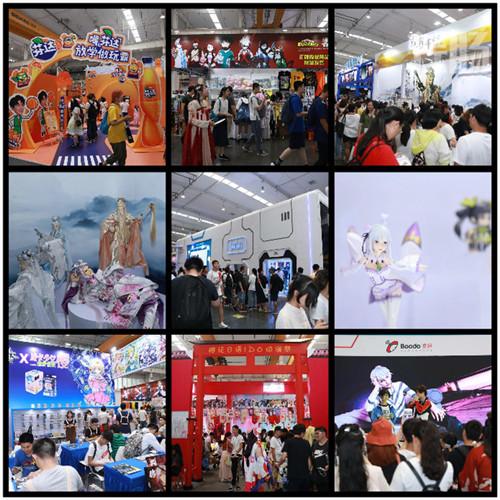 第二届IDO精品大展 7月暑期动漫狂欢节完美收官 漫展 第2张