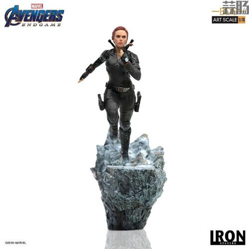 Iron Studios发布复仇者联盟4:终局之战1/10黑寡妇和红骷髅造型雕像 模玩 第4张