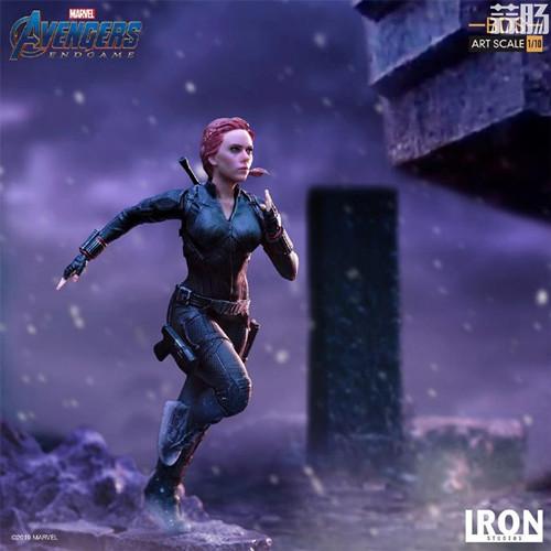 Iron Studios发布复仇者联盟4:终局之战1/10黑寡妇和红骷髅造型雕像 模玩 第6张