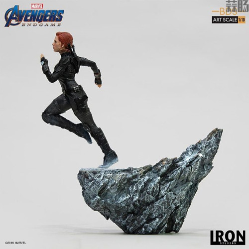Iron Studios发布复仇者联盟4:终局之战1/10黑寡妇和红骷髅造型雕像 模玩 第7张