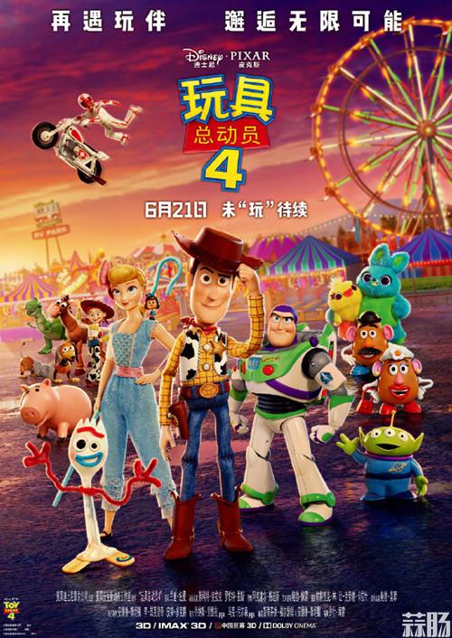 迪士尼年度票房创纪录 动漫 第6张
