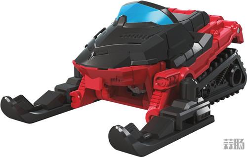 孩之宝公开变形金刚赛博志大量玩具新图 天火登场 变形金刚 第3张