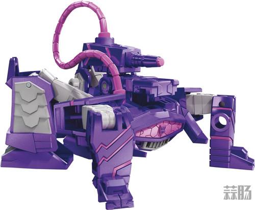 孩之宝公开变形金刚赛博志大量玩具新图 天火登场 变形金刚 第5张