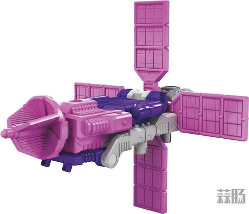 孩之宝公开变形金刚赛博志大量玩具新图 天火登场 变形金刚 第7张