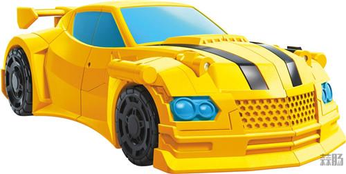 孩之宝公开变形金刚赛博志大量玩具新图 天火登场 变形金刚 第12张