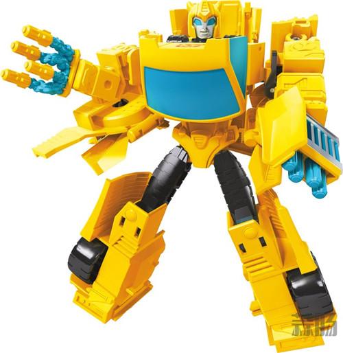 孩之宝公开变形金刚赛博志大量玩具新图 天火登场 变形金刚 第13张
