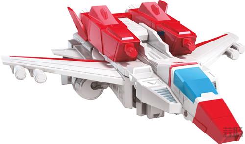 孩之宝公开变形金刚赛博志大量玩具新图 天火登场 变形金刚 第16张