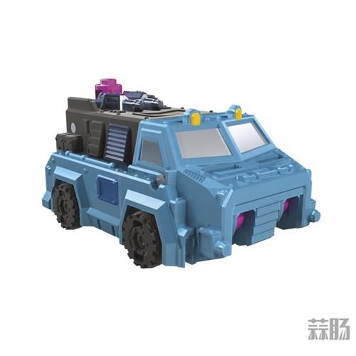 孩之宝公开变形金刚Siege围城系列多款玩具渲染图 磁带部队登场 变形金刚 第2张
