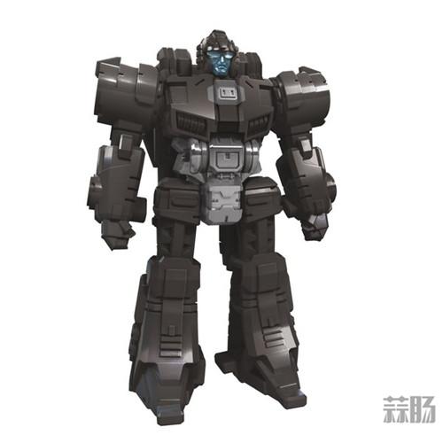 孩之宝公开变形金刚Siege围城系列多款玩具渲染图 磁带部队登场 变形金刚 第12张