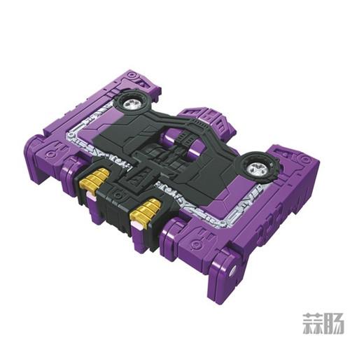 孩之宝公开变形金刚Siege围城系列多款玩具渲染图 磁带部队登场 变形金刚 第7张