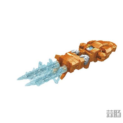 孩之宝公开变形金刚Siege围城系列多款玩具渲染图 磁带部队登场 变形金刚 第11张