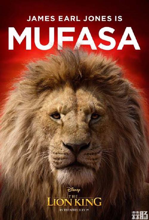 迪士尼新版电影《狮子王》全球票房突破10亿美元 动漫 第1张