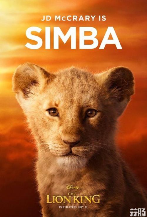 迪士尼新版电影《狮子王》全球票房突破10亿美元 动漫 第3张
