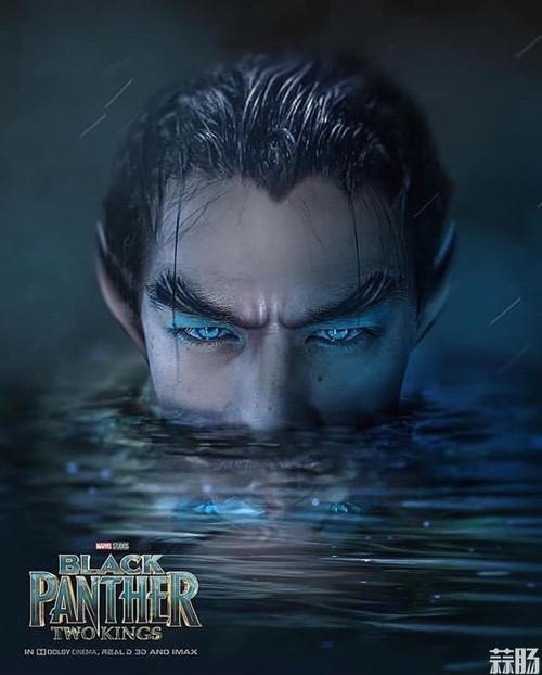 """漫威海王""""纳摩""""将成为《黑豹2》大反派! 动漫 第2张"""