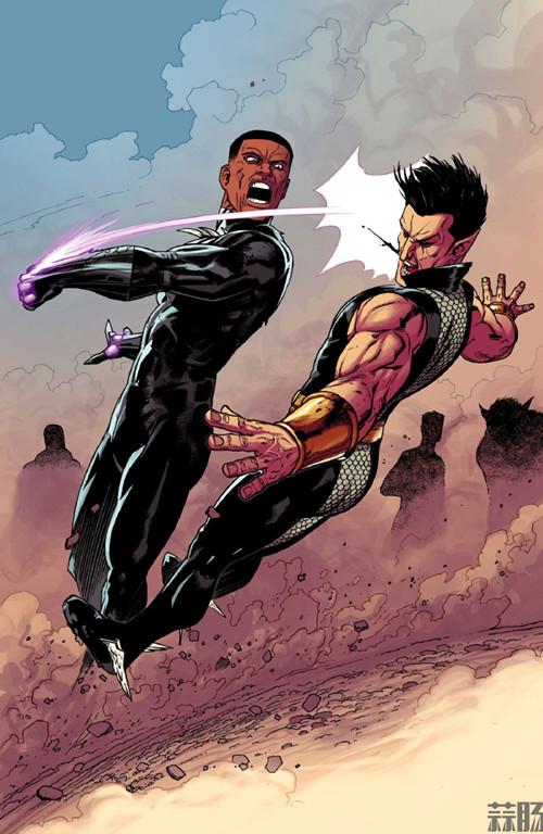"""漫威海王""""纳摩""""将成为《黑豹2》大反派! 动漫 第3张"""