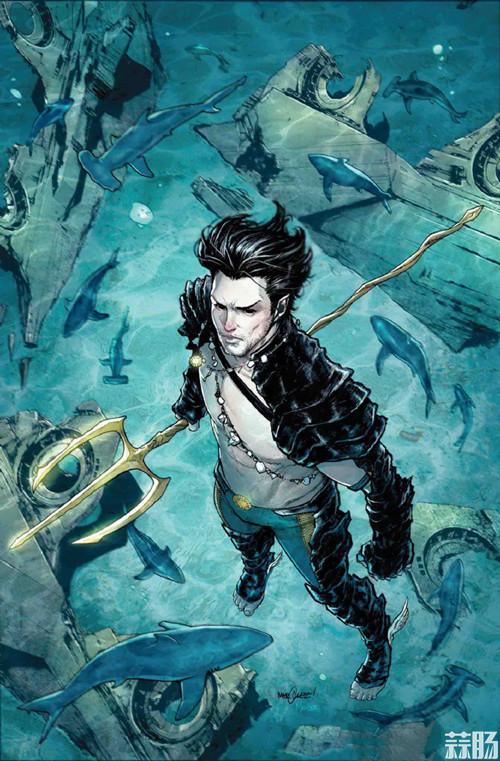 """漫威海王""""纳摩""""将成为《黑豹2》大反派! 动漫 第4张"""
