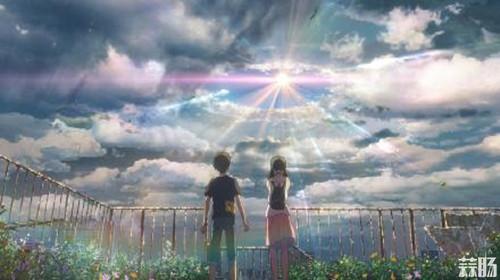"""动画电影《天气之子》发布30秒港版""""恋爱预报"""" 你的名字。 天气之子 新海诚 动漫  第2张"""