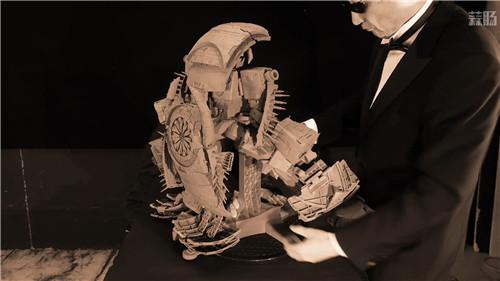 孩之宝公开众筹版宇宙大帝变形过程 细节满满 变形金刚 第6张