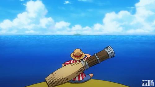 《海贼王:狂热行动》倒计时预告视频公开 动漫 第1张