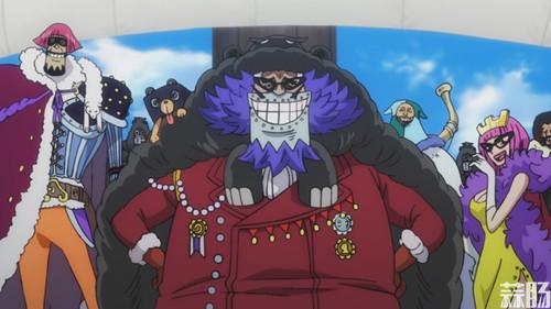 剧场版《海贼王 STAMPEDE》于日本上映 动漫 第1张