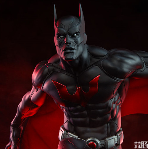 Sideshow公布未来蝙蝠侠 Terry McGinnis 泰瑞·麦金纳斯手办 模玩 第3张