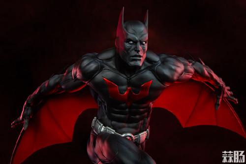 Sideshow公布未来蝙蝠侠 Terry McGinnis 泰瑞·麦金纳斯手办 模玩 第5张