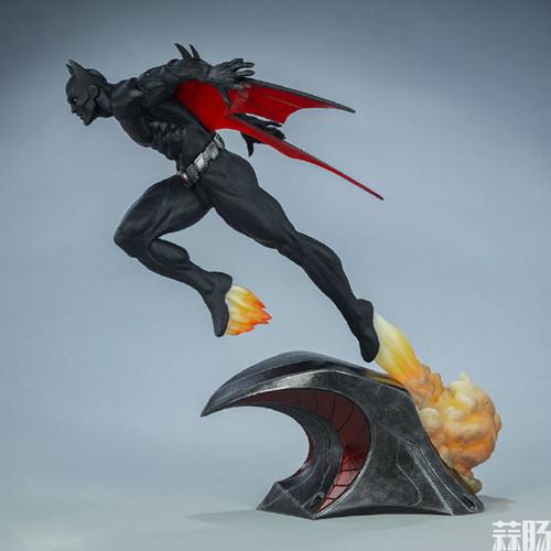 Sideshow公布未来蝙蝠侠 Terry McGinnis 泰瑞·麦金纳斯手办 模玩 第8张
