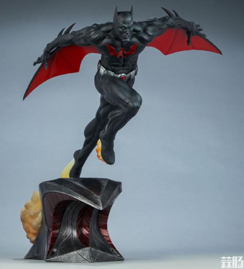 Sideshow公布未来蝙蝠侠 Terry McGinnis 泰瑞·麦金纳斯手办 模玩 第6张