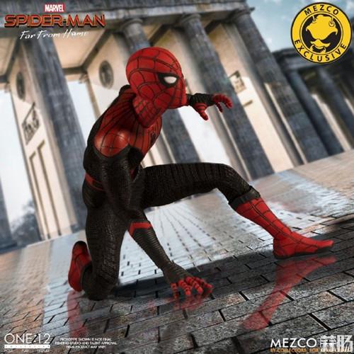 Mezco Toyz蚂蚁推出1/12《蜘蛛侠:英雄远征》蜘蛛侠DX版 模玩 第5张
