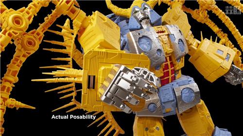 《变形金刚》最大玩具宇宙大帝机器人上色版欣赏 细节满满 变形金刚 第3张