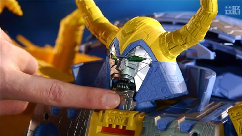 《变形金刚》最大玩具宇宙大帝机器人上色版欣赏 细节满满 变形金刚 第11张