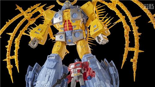 《变形金刚》最大玩具宇宙大帝机器人上色版欣赏 细节满满 变形金刚 第8张