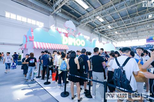 蒜肠带你回顾2019BTS北京国际潮流玩具展 漫展 第30张