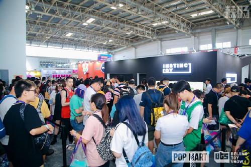 蒜肠带你回顾2019BTS北京国际潮流玩具展 漫展 第32张