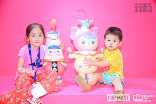 蒜肠带你回顾2019BTS北京国际潮流玩具展 漫展 第9张