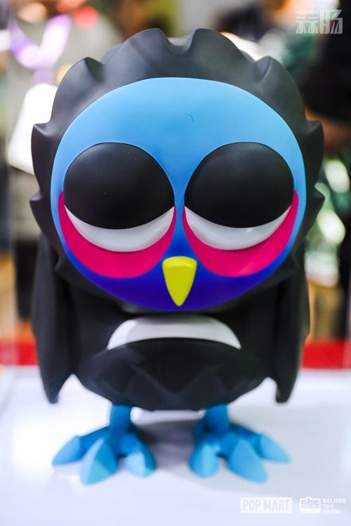 蒜肠带你回顾2019BTS北京国际潮流玩具展 漫展 第4张