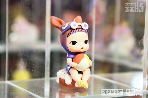 蒜肠带你回顾2019BTS北京国际潮流玩具展 漫展 第16张