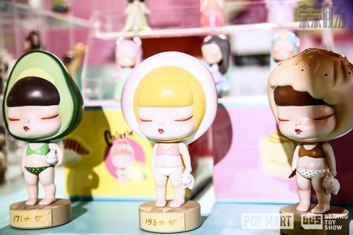 蒜肠带你回顾2019BTS北京国际潮流玩具展 漫展 第17张